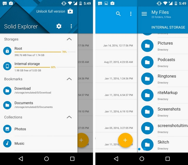 5 Best ES File Explorer Alternative Apps | Beebom