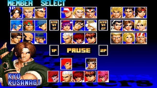 THE-KING-OF-FIGHTERS-97 (android games multiplayer)