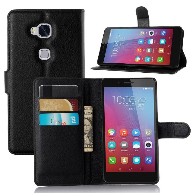 Vikoo Stand Flip Wallet Case for Honor 5X