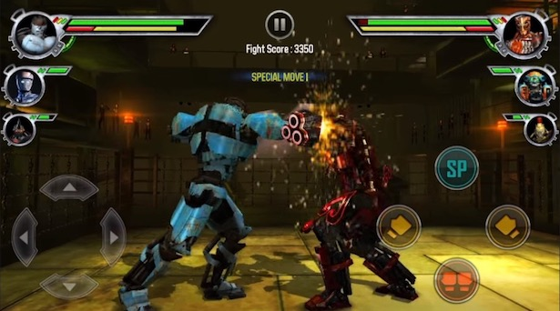 real-steel (multiplayer android games)