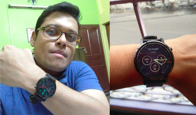 Beebom Moto 360 2nd Gen Smartwatch Winner