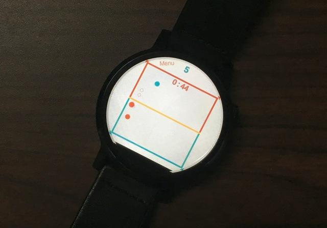 BiDot Android Wear