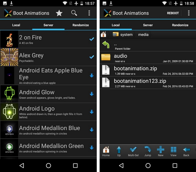 How to Change Android Boot Animation (Rooted devices) | Beebom