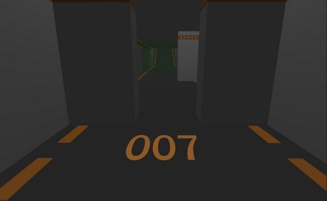 Corridoom VR Game