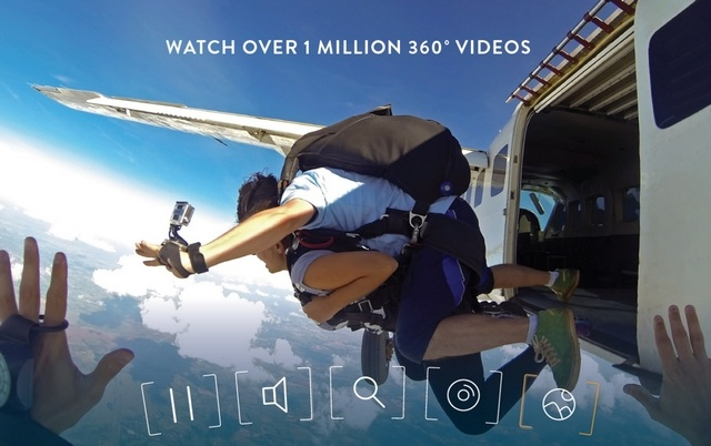 Fulldive VR app