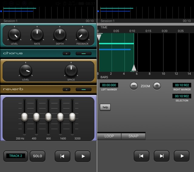 Garageband Alternatives -bb- J4T Multitrack 2