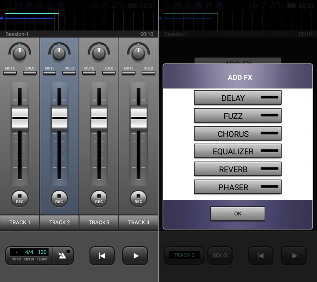 Garageband Alternatives -bb- J4T Multitrack
