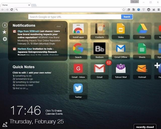 Home Chrome Extension (2)