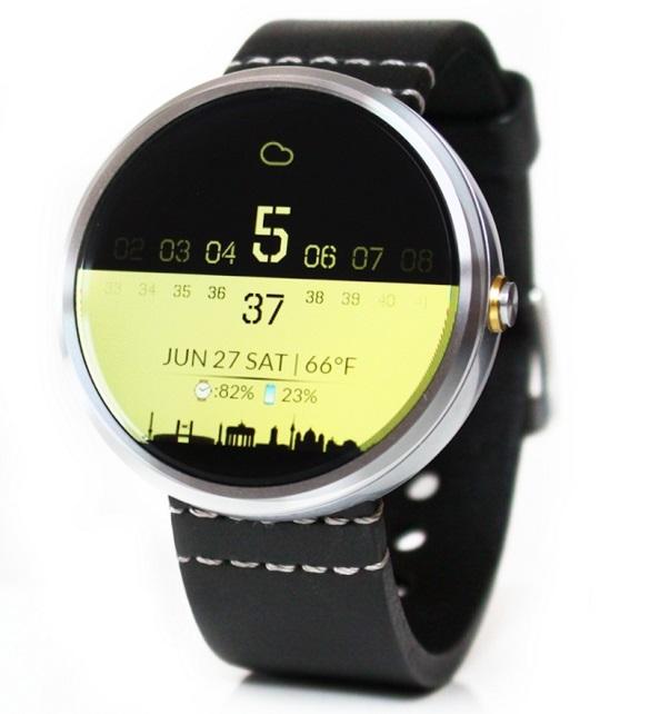 Minimal & Elegant watch face