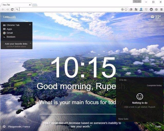 Momentum Chrome Extension (2)