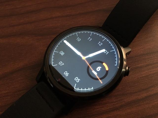 Moto 360 2nd Gen smartwatch review