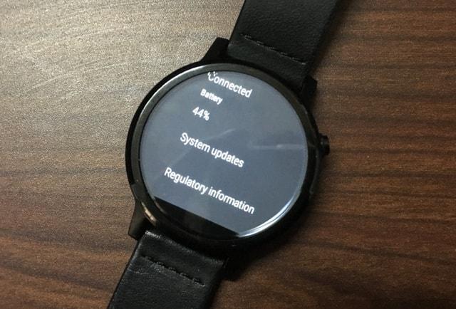Moto 360 updates