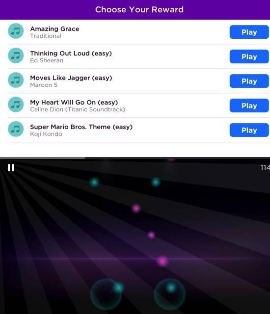 Music Maker iOS -bb- Magic Piano Smule