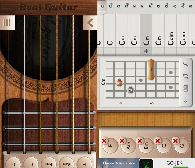 Music Maker iOS -bb- Real Guitar