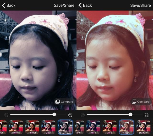 Photo App -bb- Microsoft selfie