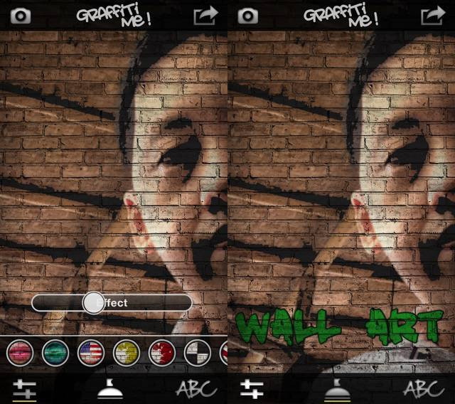 Photo Apps -bb- Graffiti Me