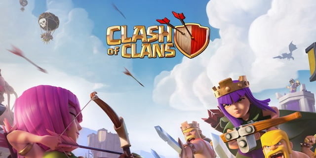 Strategy games like clash of clans