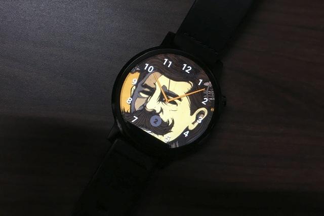 Street Art watch face