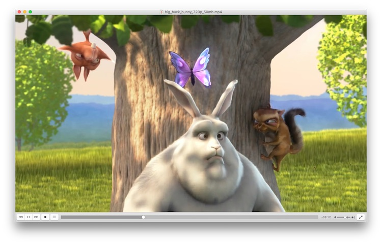 VLC - best media player for Mac