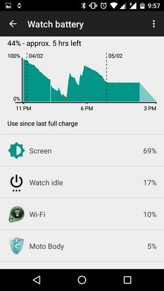 Watch Battery