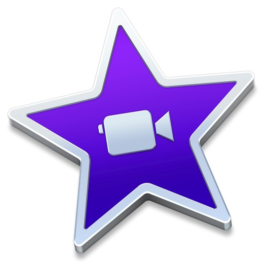 iMovie - logo