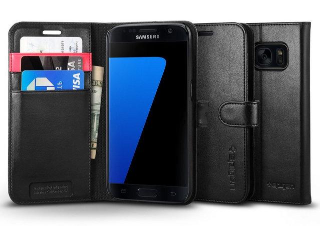 spigen wallet case