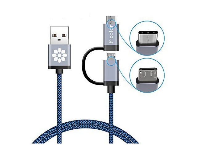 usb c micro usb convert connector