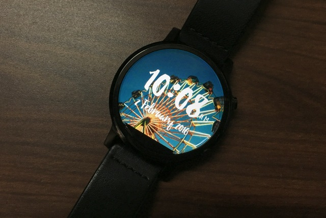 wilow watch face