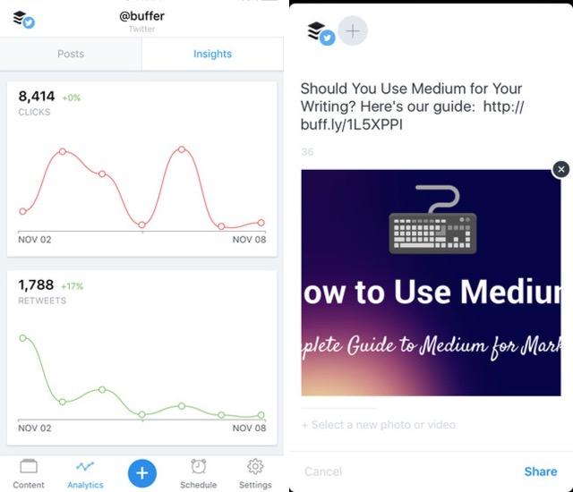 Business App -bb- Buffer