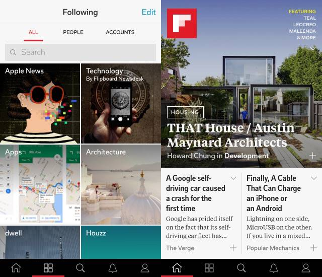 Commuting -bb- Flipboard