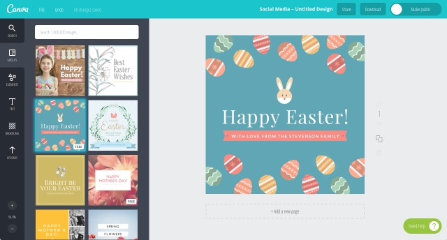 Designer App -bb- Canva