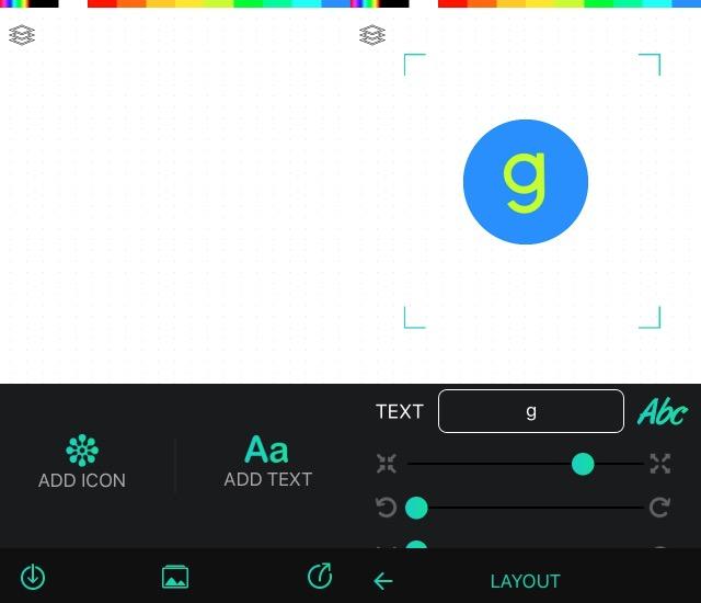 Designer Apps -bb- Logo Foundry