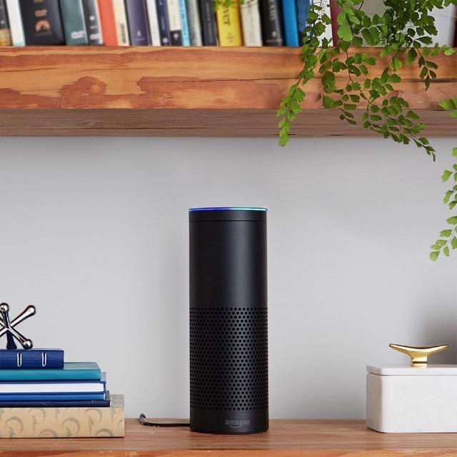 Smart Home -bb- Amazon Echo