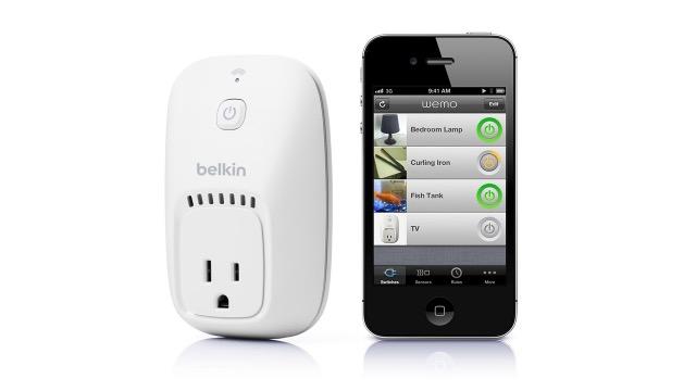 Smart Home -bb- Belkin Plugs