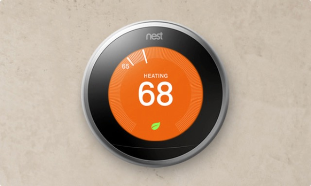 Smart Home -bb- Nest