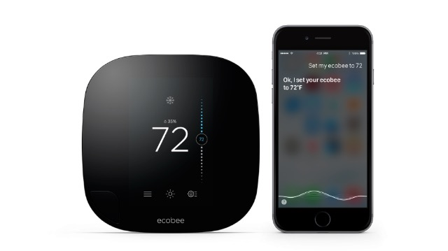 Smart Home -bb- ecobee3