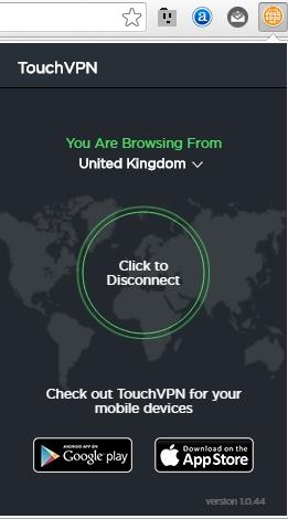 TouchVPN