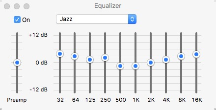 iTunes Tips -bb- Equalizer