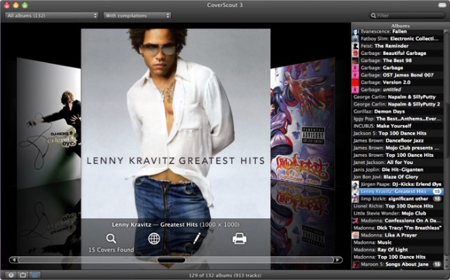 iTunes Tips -bb- cover scout