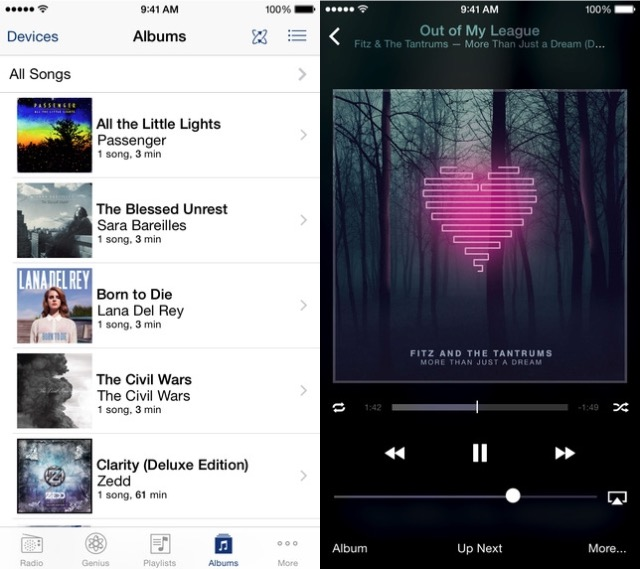 iTunes Tips -bb- remote