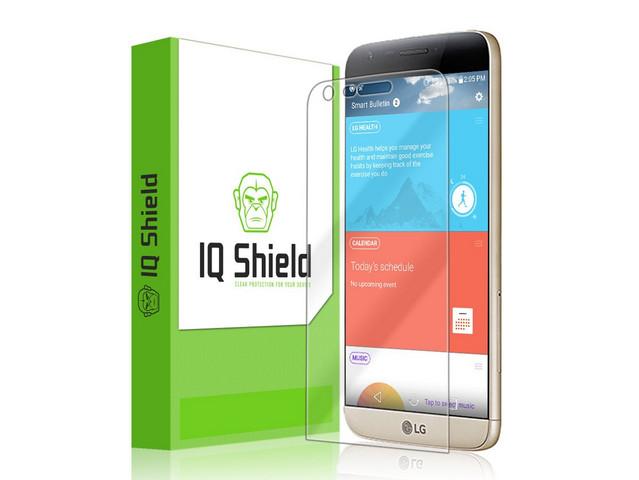iqshield liquid skin clear screen