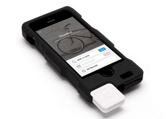 square reader case