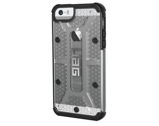 uag feather light composite case