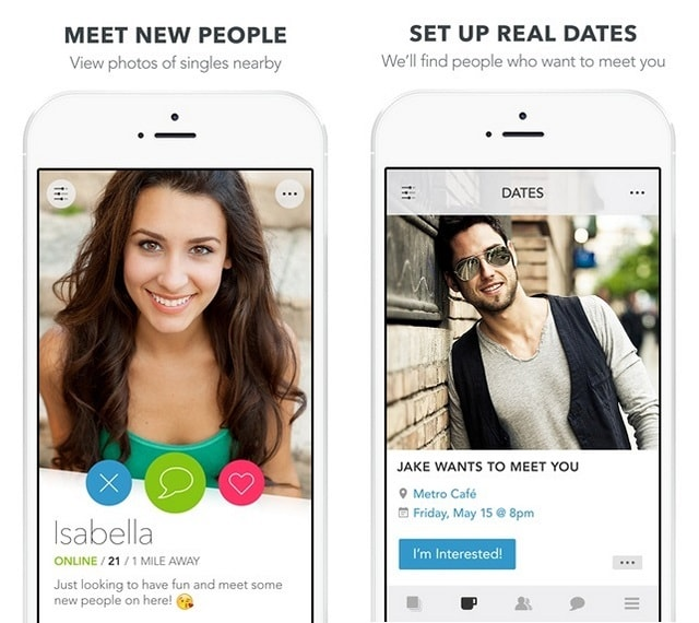 best free dating apps like tinder 8 best dating apps that work without facebook  okcupid's app has a swiping feature similar to tinder's swipe-right,  this app operates a lot like okcupid,.