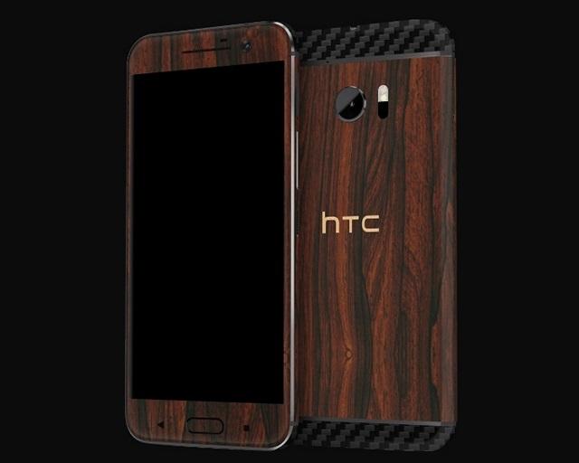 HTC 10 Dbrand skins