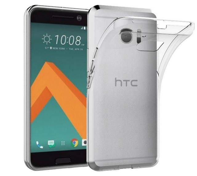 HTC 10 Transparent Case
