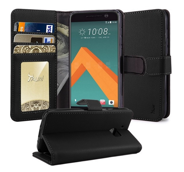 HTC 10 Wallet Leather case