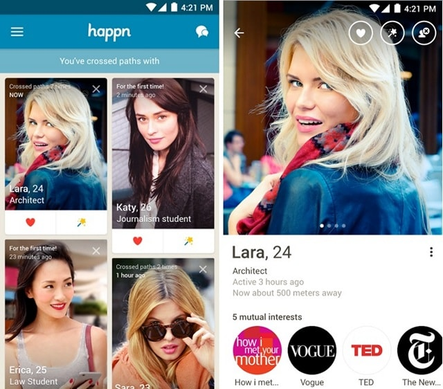 best dating apps like tinder free app android
