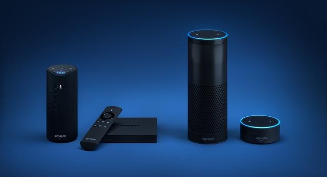 Amazon Alexa Family