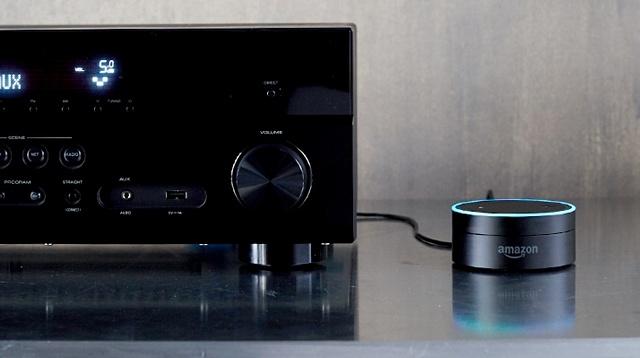 Amazon Echo Dot AUX support